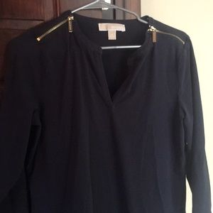 Michael Kors 3/4 length dress shirt